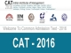 CAT 2016: Registration notification released at iimcat.ac.in