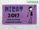 MICAT 2017: Click and Get Important Updates