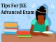 Preparation strategy for JEE Main and Advanced 2017