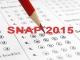 SNAP 2015 Cut-off