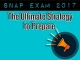 The Ultimate Strategy to Prepare For Snap Exam Pattern 2017