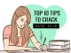 Top 10 Tips to Crack GATE 2018