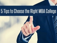 5 Tips to Choose the Right MBA College