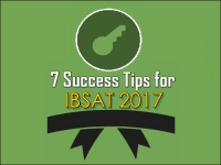 7 Success tips for IBSAT 2017