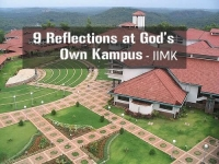 9 Reflections at Gods Own Kampus