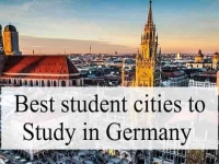 Best students cities to study in germany