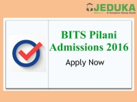 BITS Pilani Admissions 2016: Apply now for Engineering(BE/ME)