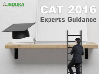 CAT 2016: Expert guidance and Strategise