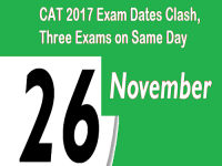 Dilemma for candidates: CAT 2017 clashes with IIFT 2018