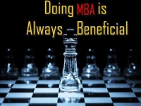 Doing MBA is Always Beneficial