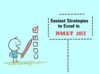 Easiest Strategies to Excel in NMAT 2017