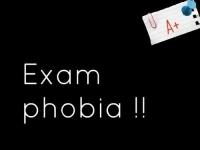 Exam-o-phobia