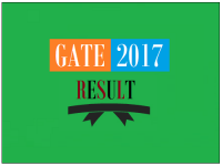 GATE 2017 Results to Be Declared On March 27