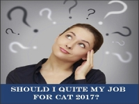 How to Crack CAT Exam When Your on Full Time Job?