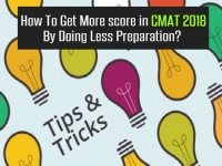 How To Get More score in CMAT 2018 By Doing Less Preparation?