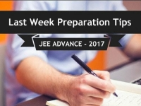 Last 4 days strategy for JEE Advanced 2017