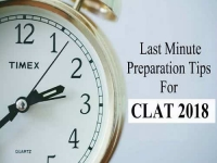Last minute preparation tips for Crack CLAT 2018