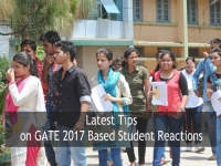 Get the tips of GATE 2018 based on last year student reactions