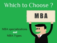 MBA Specializations and Types of MBA : Which to Choose?