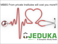 MBBS From private Institutes will cost you more!!!