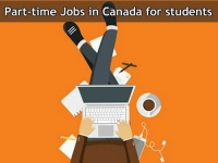 Part Time Jobs in Canada: Student Work Permit and Wages