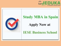 Study MBA in Spain: Apply now at IEBS Business School