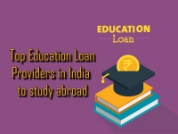 Top Education Loan Providers in India to study abroad