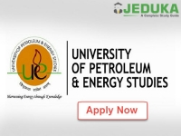 UPES Admissions 2016: Apply before August 17