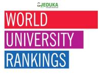 World University ranking 2016-17 declared