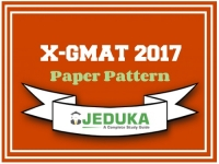 X-GMAT 2017: Paper Pattern