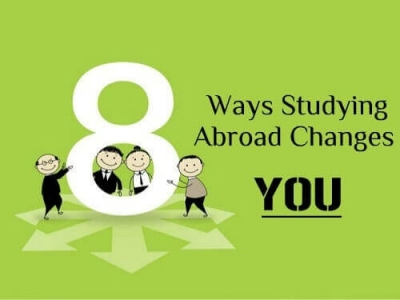 8 Ways Studying Abroad Changes You