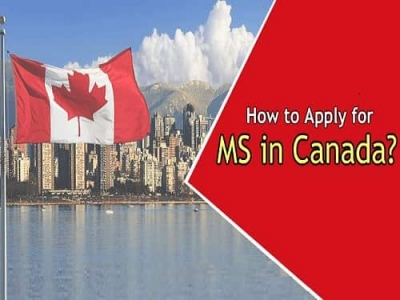 How to Apply for MS in Canada?