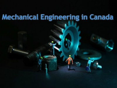 List of Master degree in Mechanical Engineering Courses & Universities in Canada