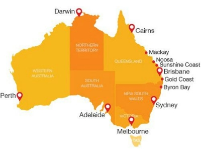Top Student Cities and Universities to Study in Australia