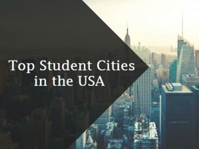 Top Student Cities and Universities to Study in USA