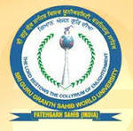 Sri Guru Granth Sahib World University