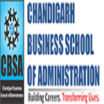 Chandigarh Business School of Administration (CBS CHANDIGARH)