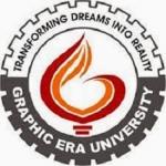 Graphic Era University, Dehradun (GEUD)