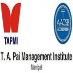 T. A. Pai Management Institute, Manipal