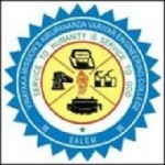 Vinayaka Missions Kirupananda Variyar Engineering College,Salem