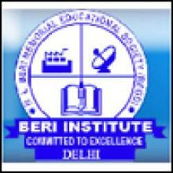 Beri Institute of Technology, Training and Research