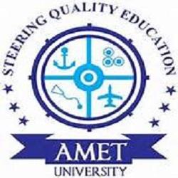 Academy of Maritime Education and Training University,Chennai (AMETUC)