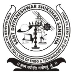 Annasaheb Dange College of Engineering & Technology, (ADCET) Sangli