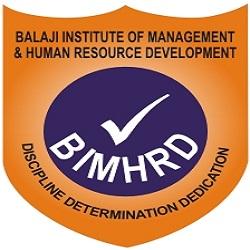 Balaji Institute of Management and Human Resource Development ,BIMHRD Pune