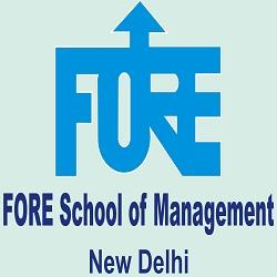 FORE School of Management (FSM) Delhi