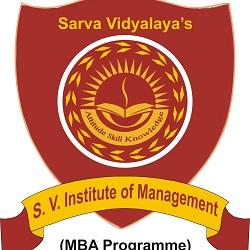 S. V. Institute of Management, Kadi