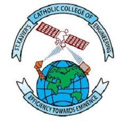 St Xavier s Catholic College of Engineering, (SXCCE) Kanyakumari