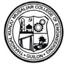 Thangal Kunju Musaliar College of Engineering kollam (TKMCEK)