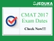 AICTE CMAT 2017: Check now Exam dates