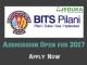 BITS Pilani Admissions 2016